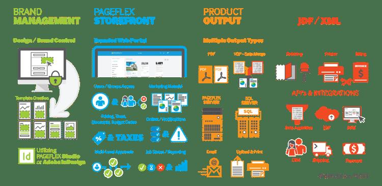 Brand Management Workflow Diagram