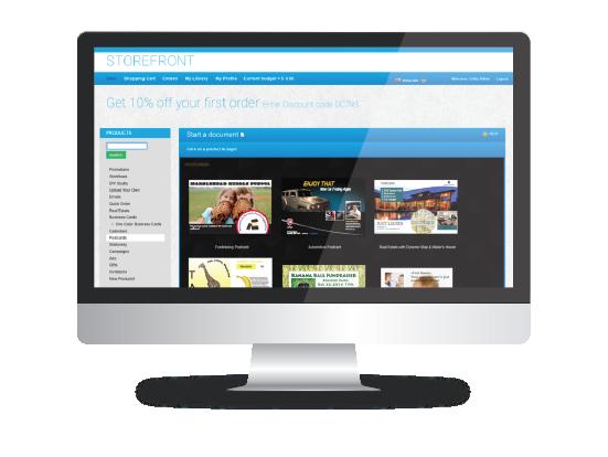 Distributed Marketing Platform