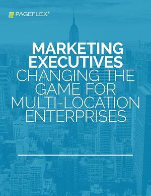 marketing executives changing the game cover